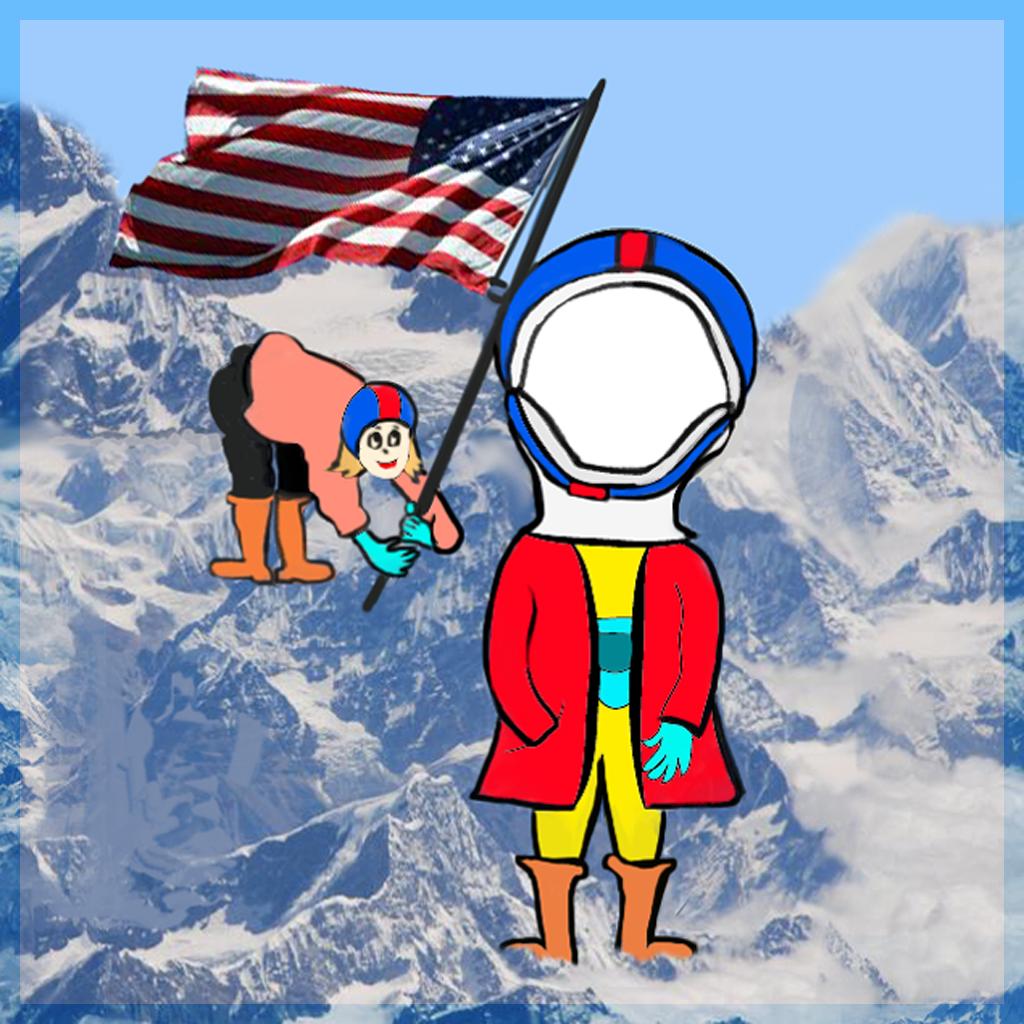 Climbs Mount Everest