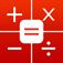 電卓- 括弧,加算,減算,乗算,除算