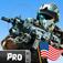 Frontline Terrorist War Pro - Free war games.